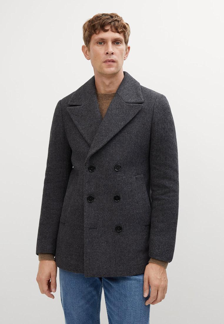 Мужские пальто Mango Man 77016705