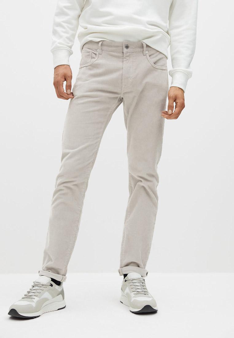 Мужские повседневные брюки Mango Man 77027877