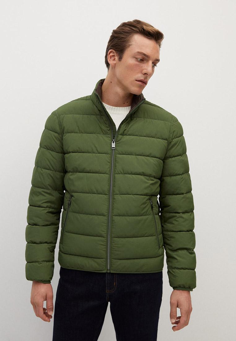 Утепленная куртка Mango Man 77004389