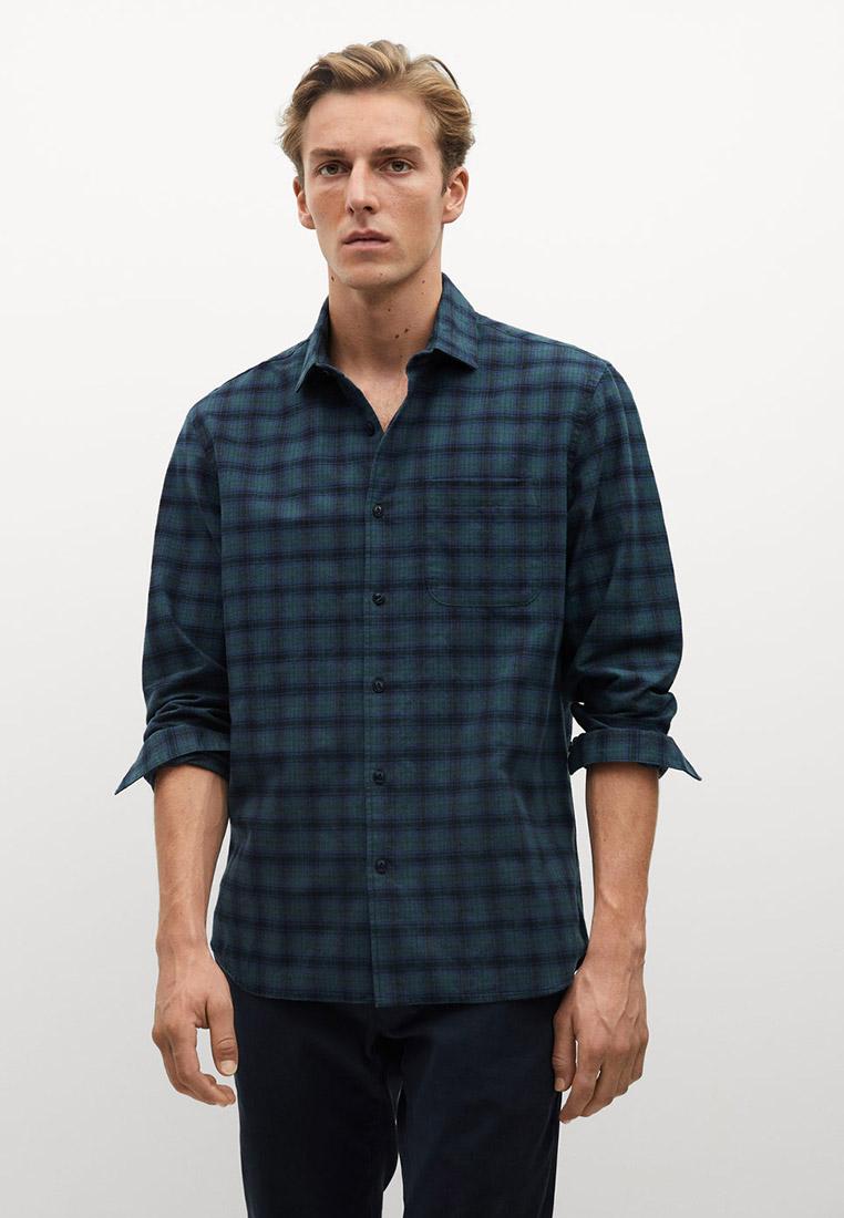 Рубашка с длинным рукавом Mango Man 77087603