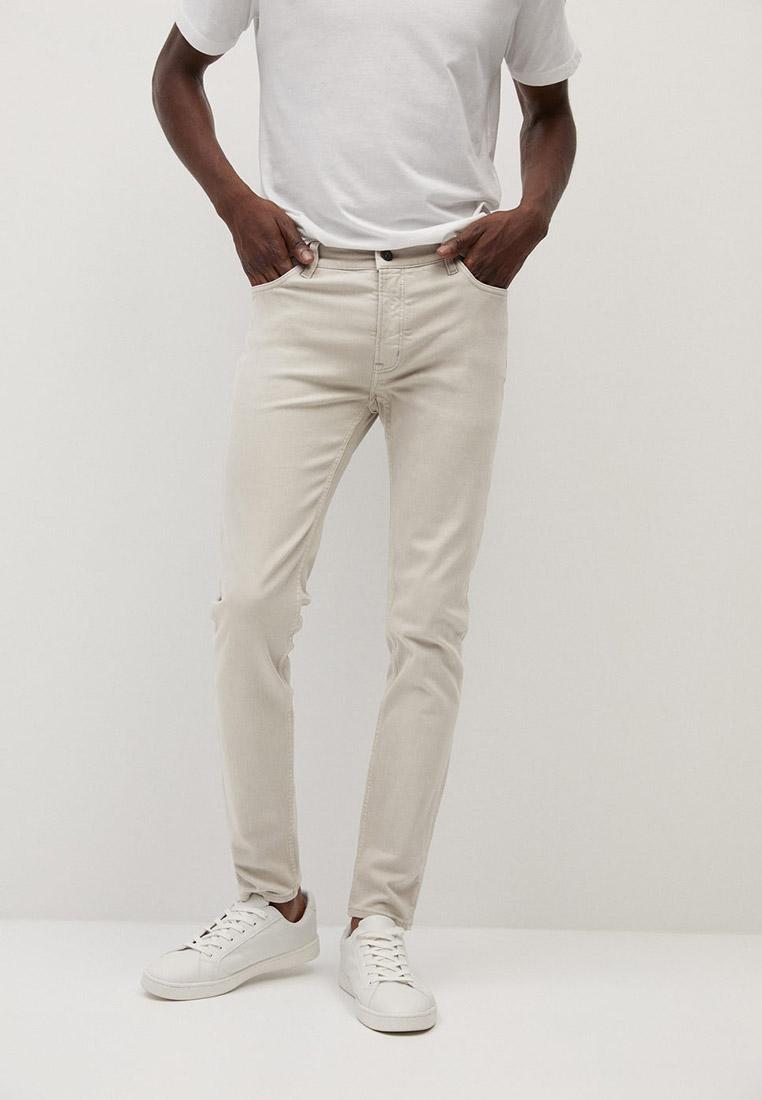 Мужские повседневные брюки Mango Man 77014388