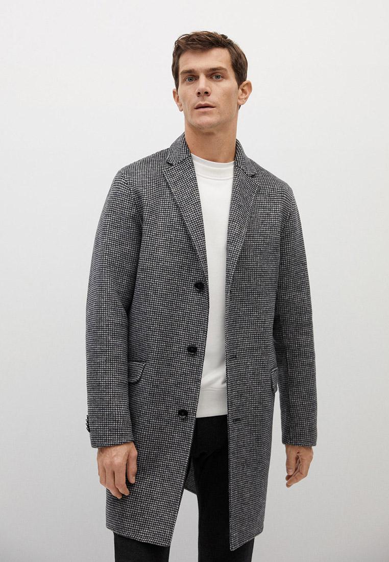 Мужские пальто Mango Man 77045906