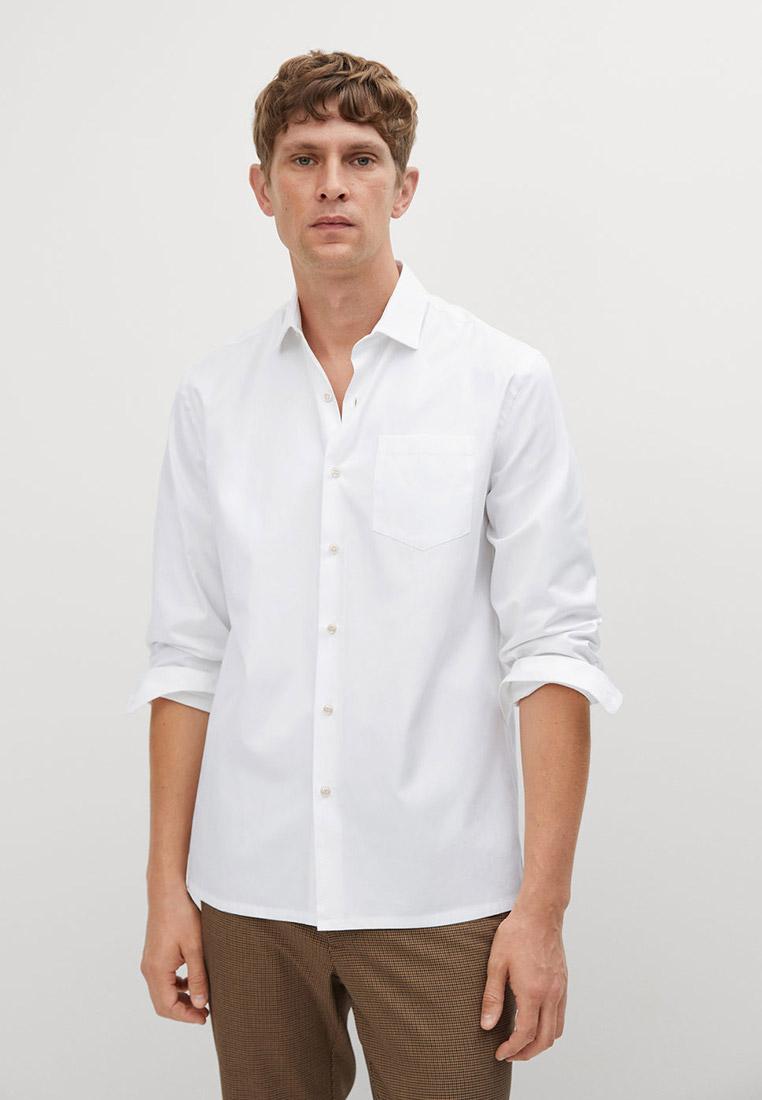 Рубашка с длинным рукавом Mango Man 77005910