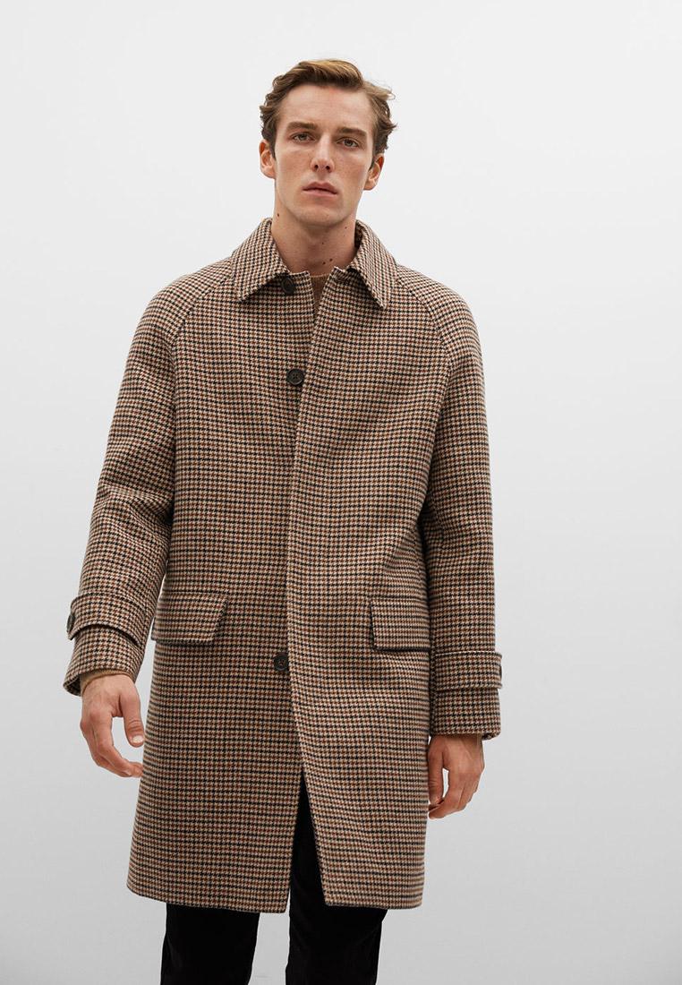 Мужские пальто Mango Man 77077890