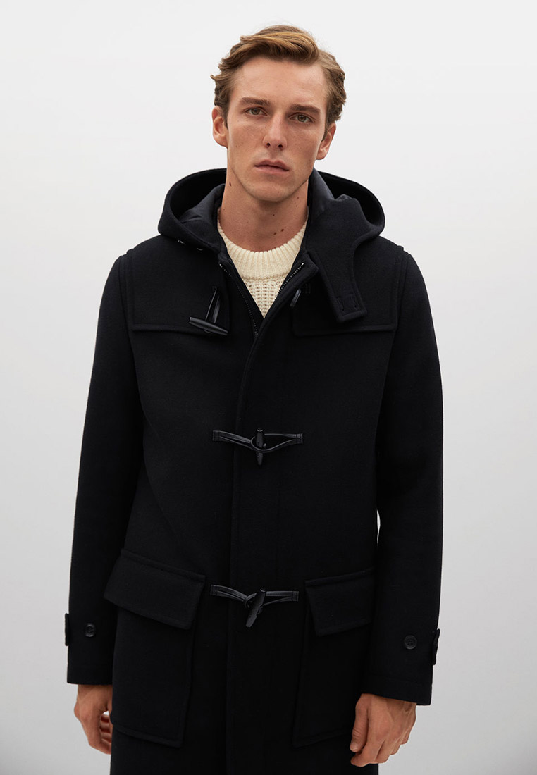 Мужские пальто Mango Man 77017877
