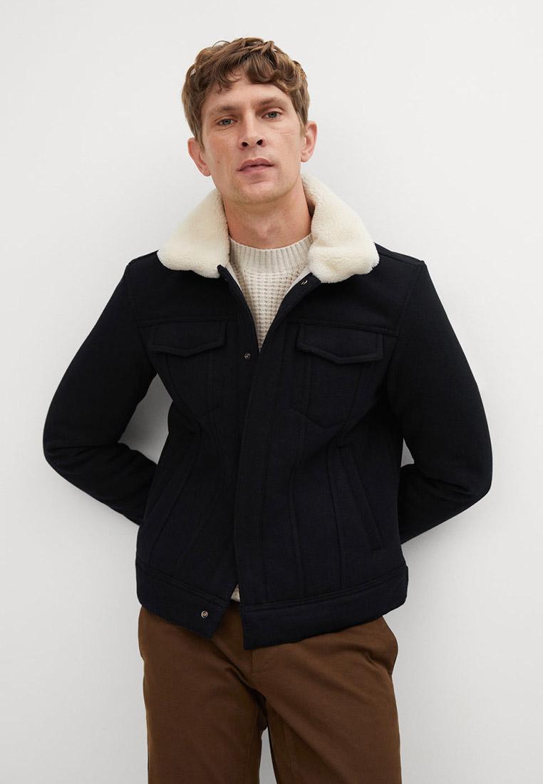 Мужские пальто Mango Man 77015907