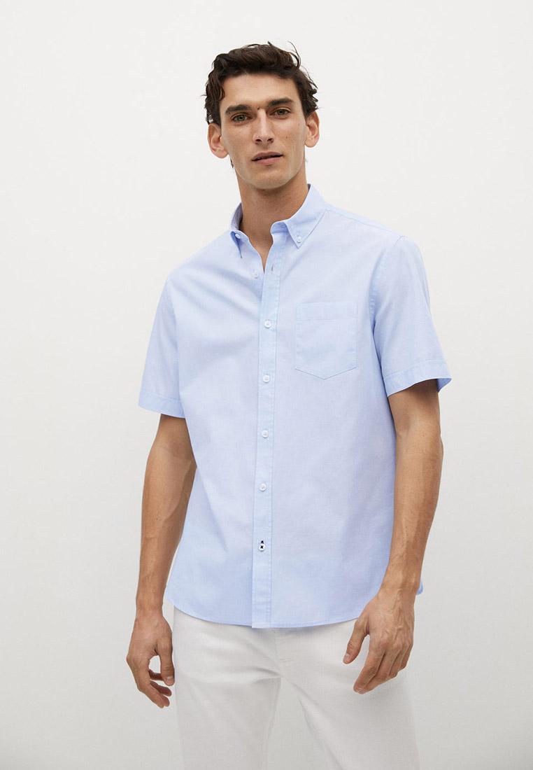Рубашка с длинным рукавом Mango Man 87040515