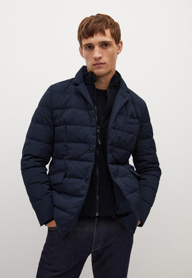 Утепленная куртка Mango Man 77005903