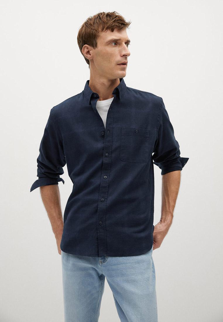Рубашка с длинным рукавом Mango Man 77027885