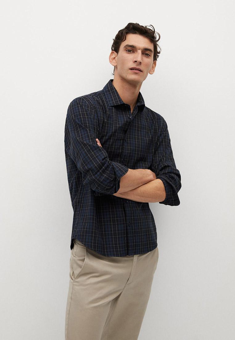 Рубашка с длинным рукавом Mango Man 87050507