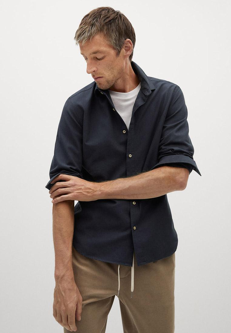 Рубашка с длинным рукавом Mango Man 87000520