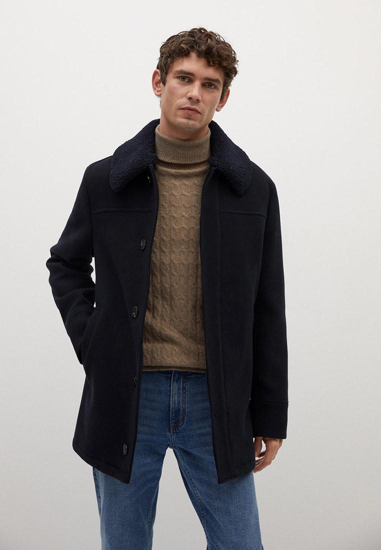 Мужские пальто Mango Man 87030505