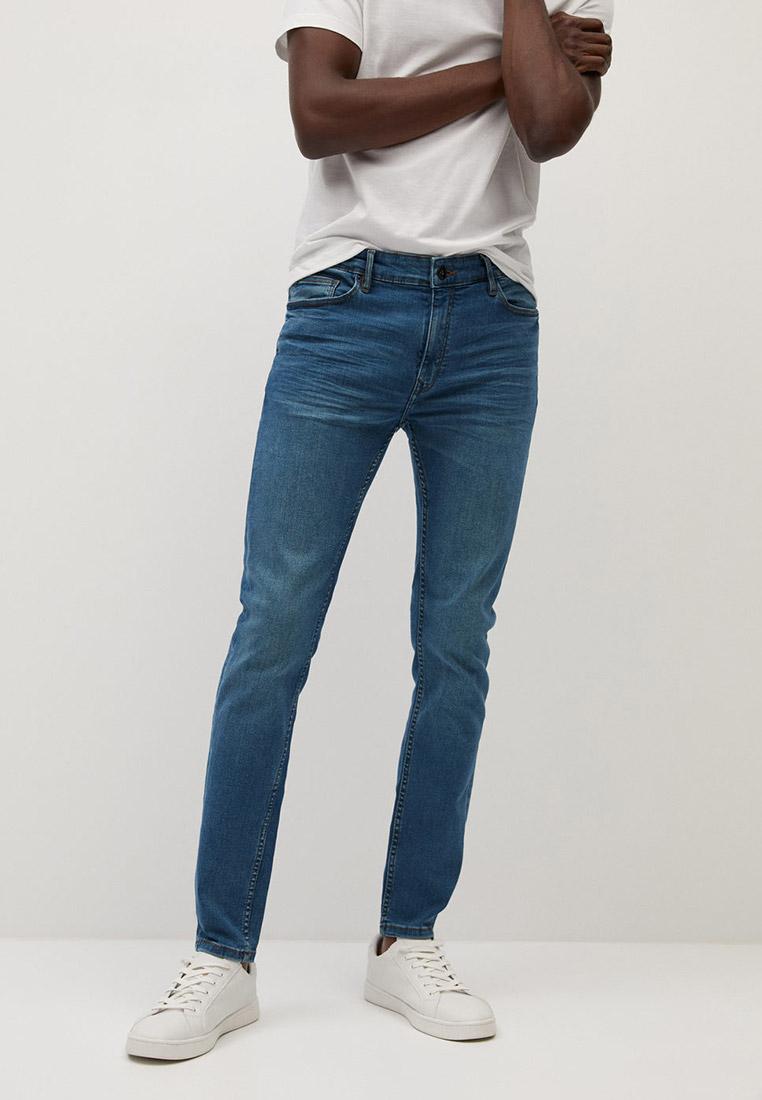Мужские прямые джинсы Mango Man 87000528