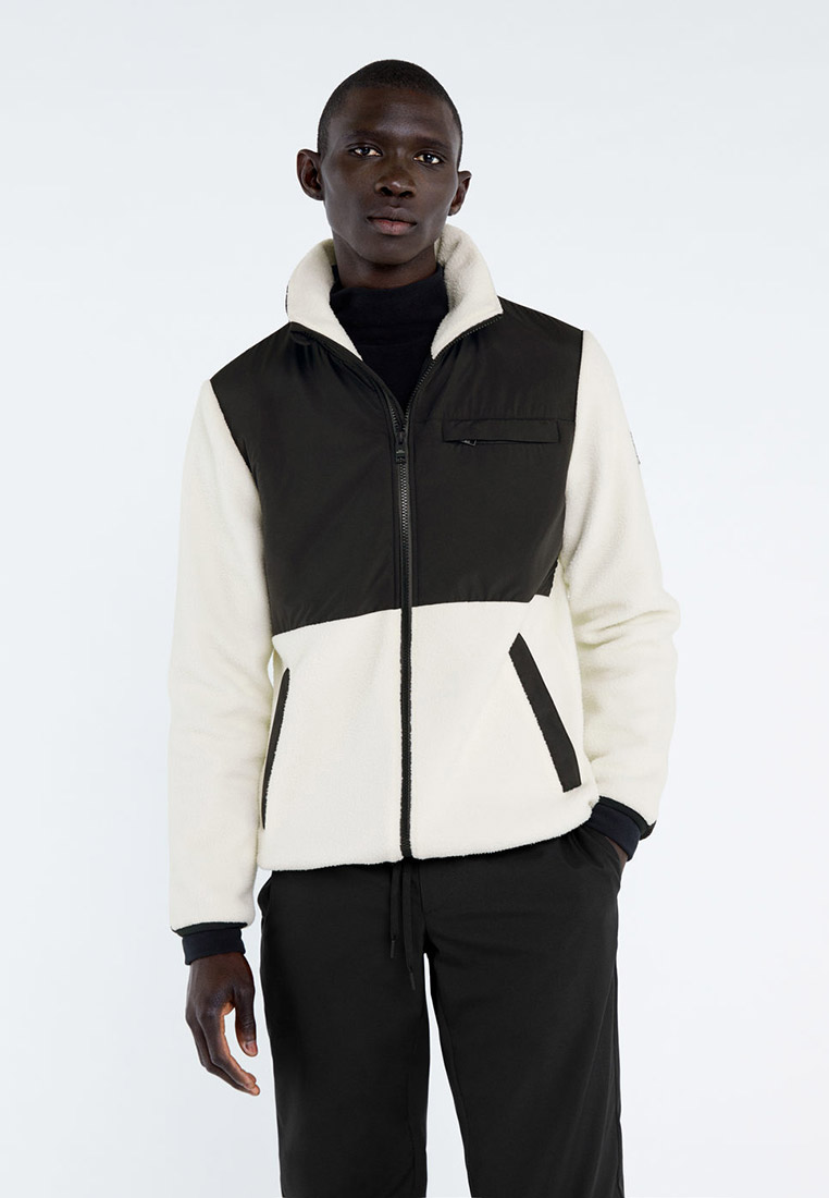 Утепленная куртка Mango Man 87080541