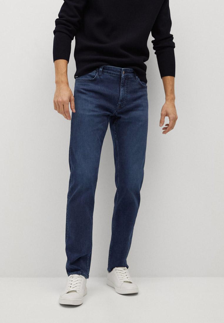 Мужские прямые джинсы Mango Man 87020558