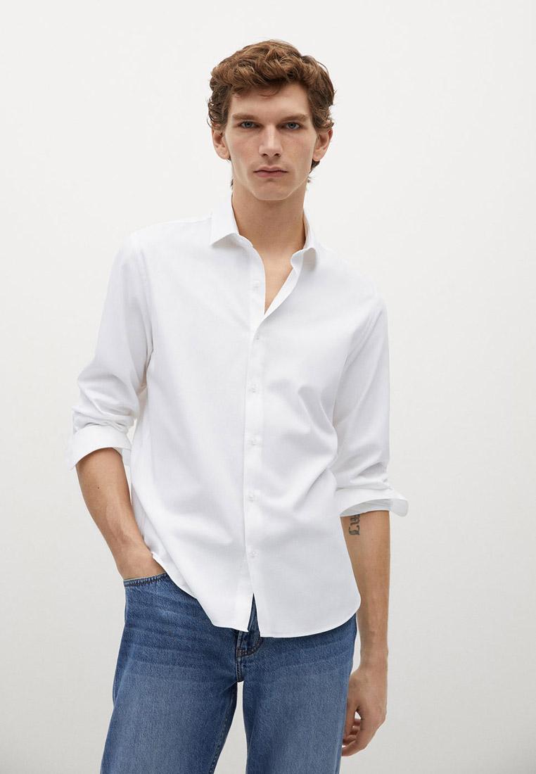 Рубашка с длинным рукавом Mango Man 87010518