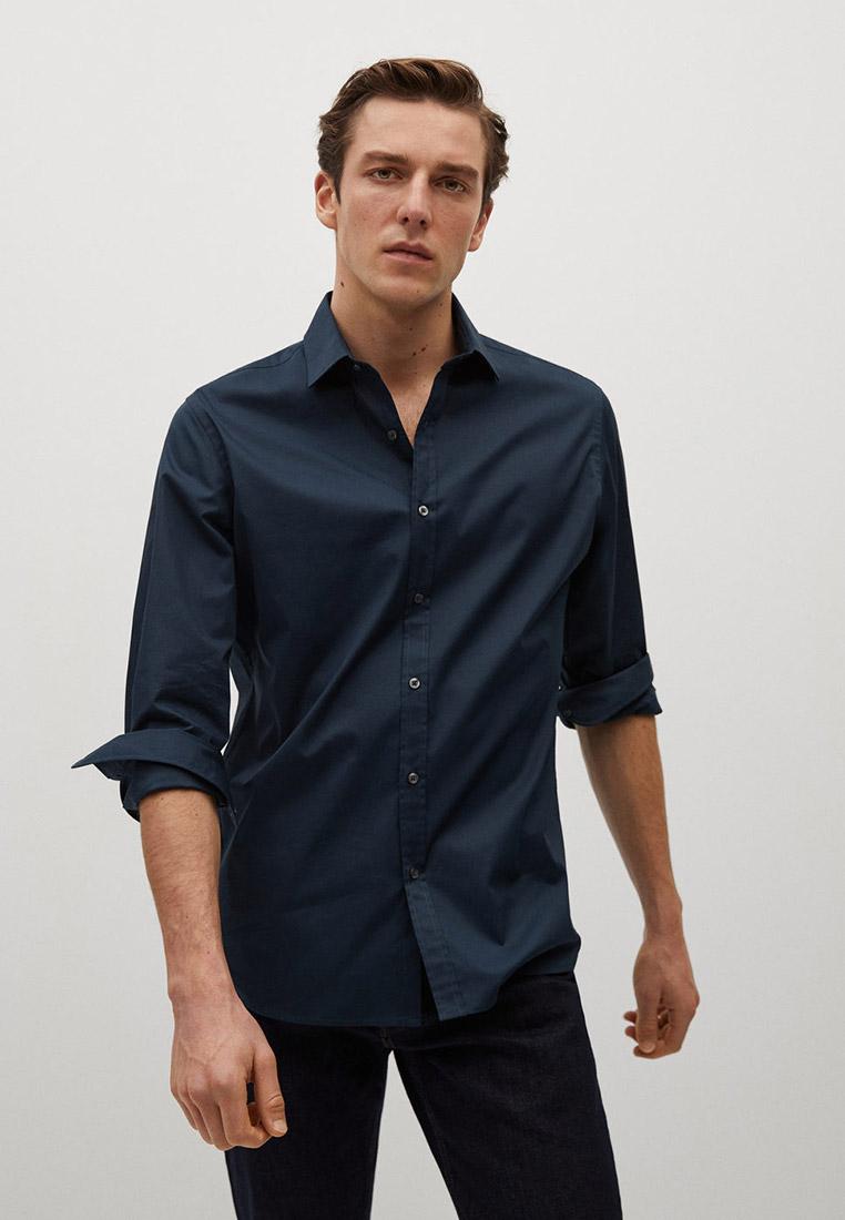 Рубашка с длинным рукавом Mango Man 87030515