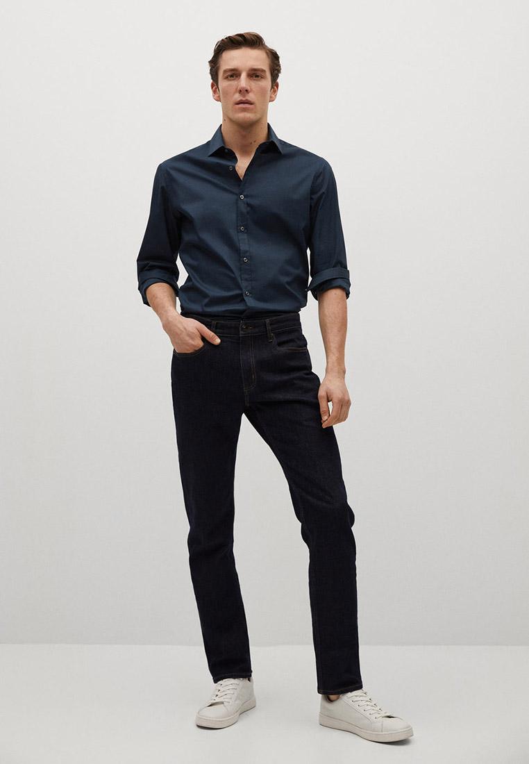 Рубашка с длинным рукавом Mango Man 87030515: изображение 2