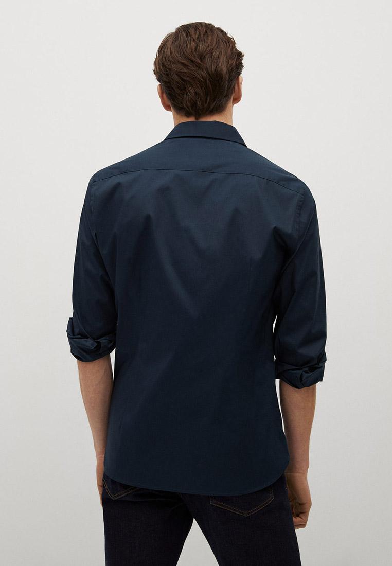 Рубашка с длинным рукавом Mango Man 87030515: изображение 3