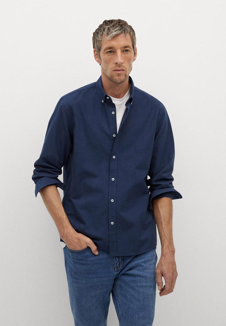 Рубашка с длинным рукавом Mango Man 87010522