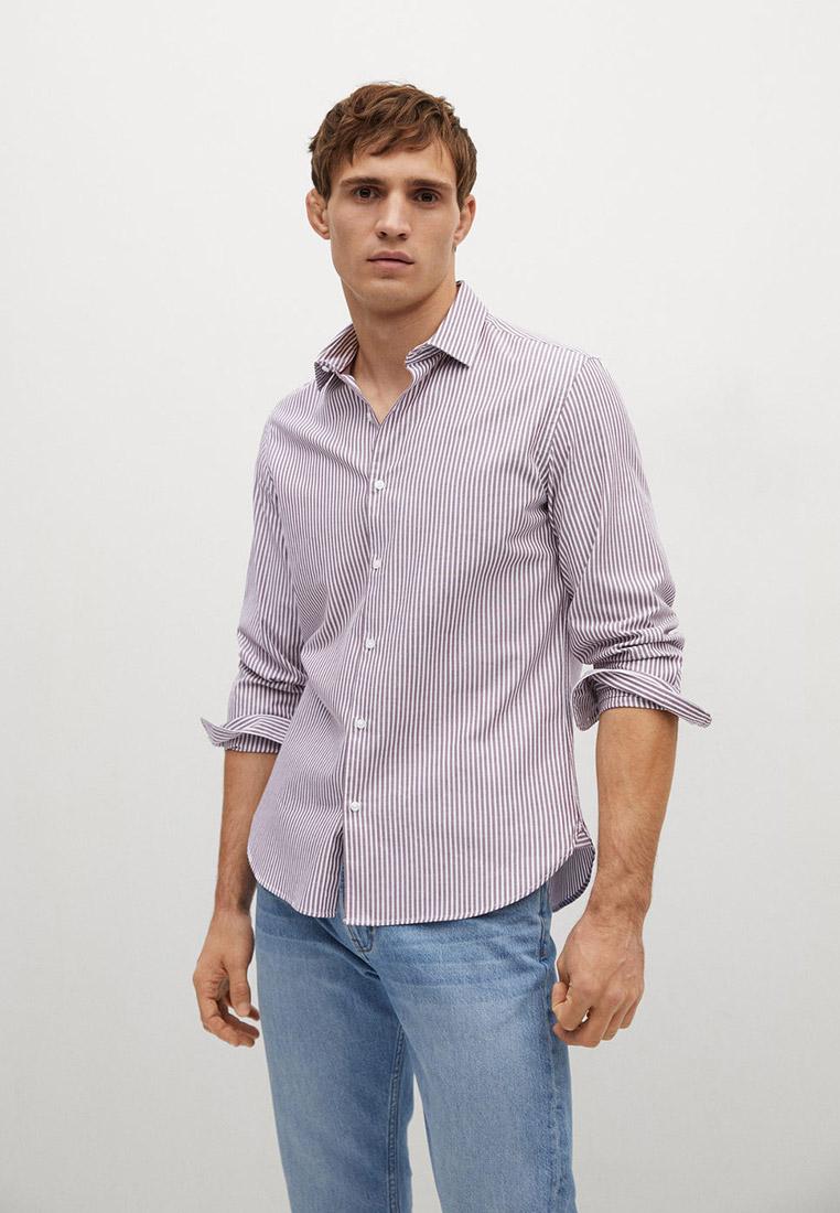 Рубашка с длинным рукавом Mango Man 87050512