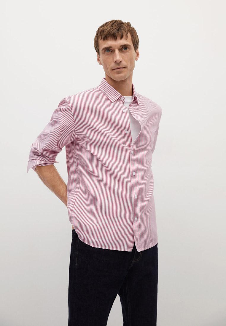 Рубашка с длинным рукавом Mango Man 87040509