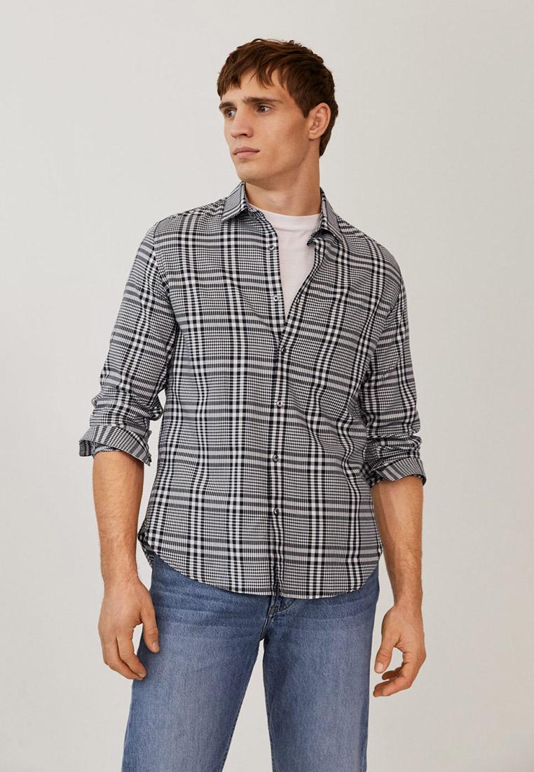 Рубашка с длинным рукавом Mango Man 87060513