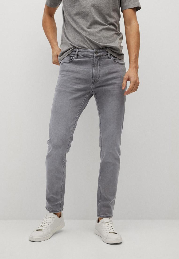 Зауженные джинсы Mango Man 87052501