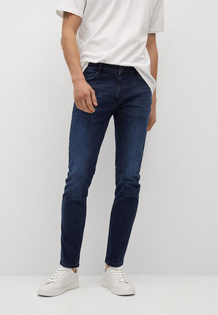Зауженные джинсы Mango Man 87012503