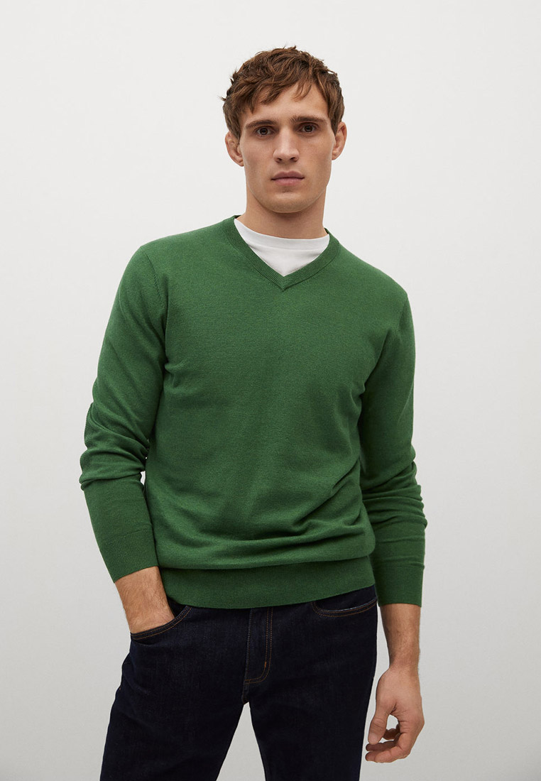 Пуловер Mango Man 87052001