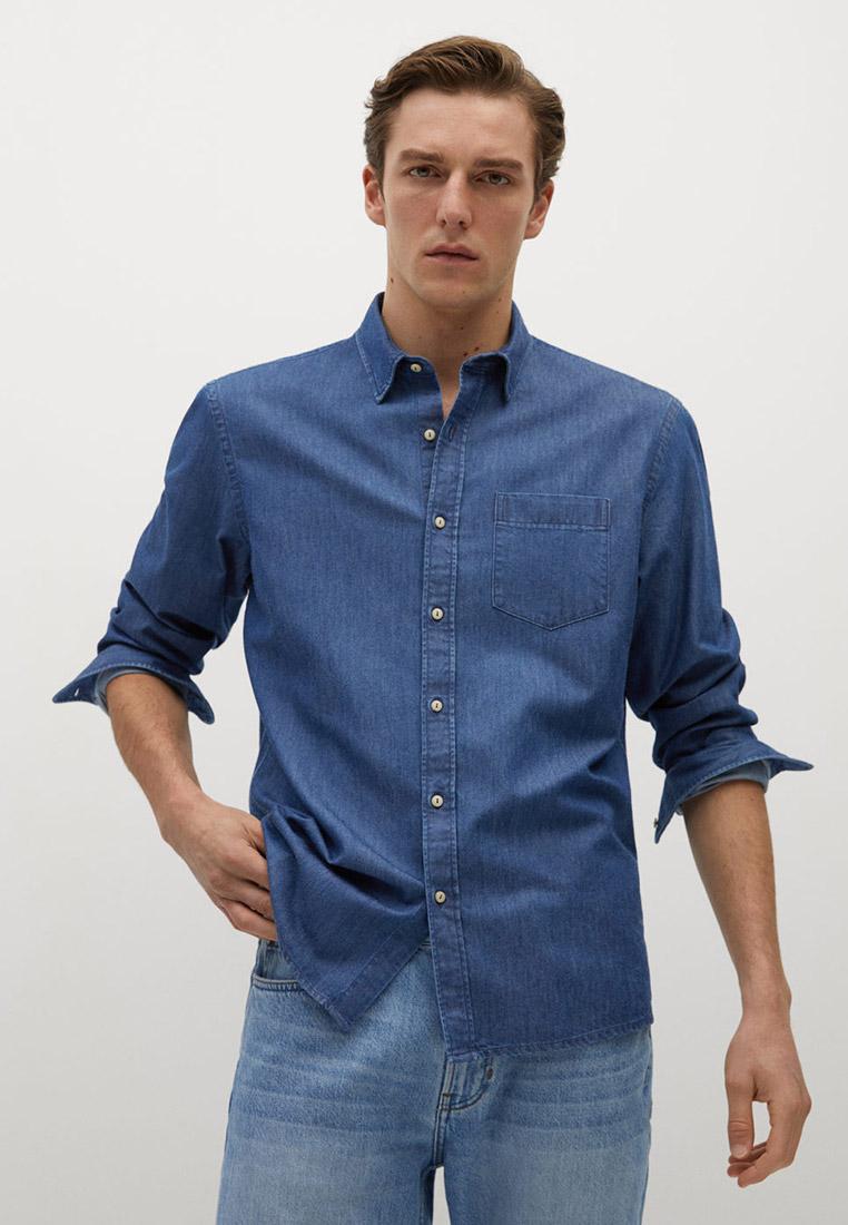 Рубашка с длинным рукавом Mango Man 87072880