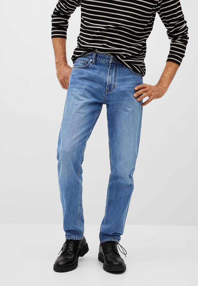 Мужские прямые джинсы Mango Man 87014014