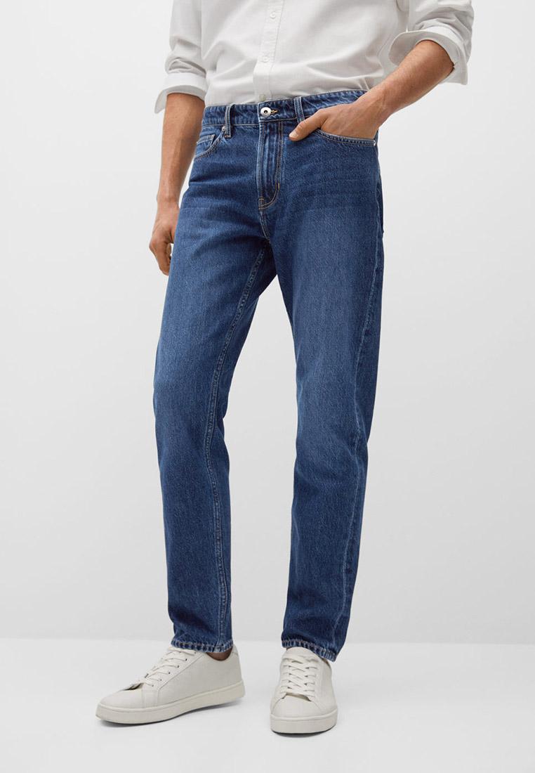 Мужские прямые джинсы Mango Man 87094009