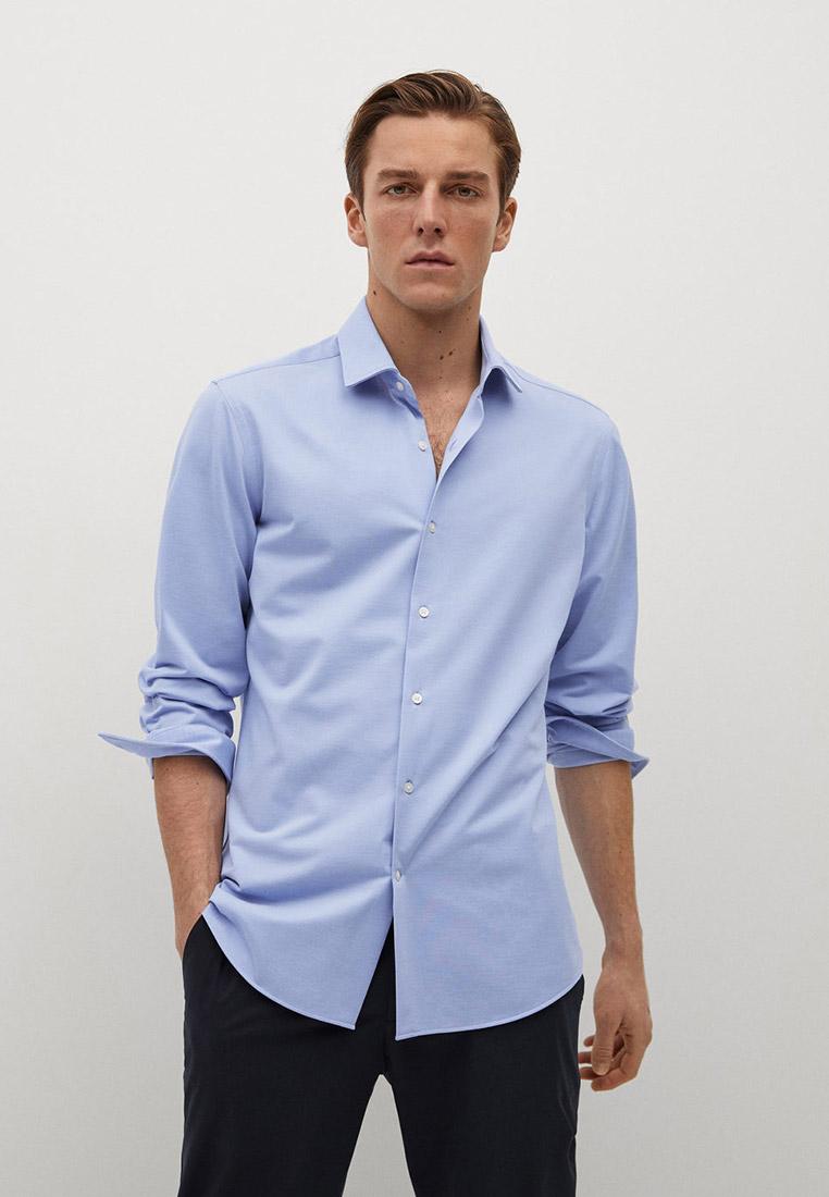 Рубашка с длинным рукавом Mango Man 87094002