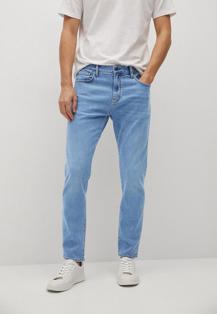Зауженные джинсы Mango Man 87034011