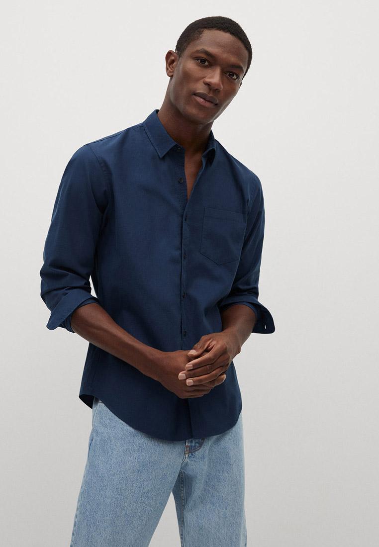 Рубашка с длинным рукавом Mango Man 87054006