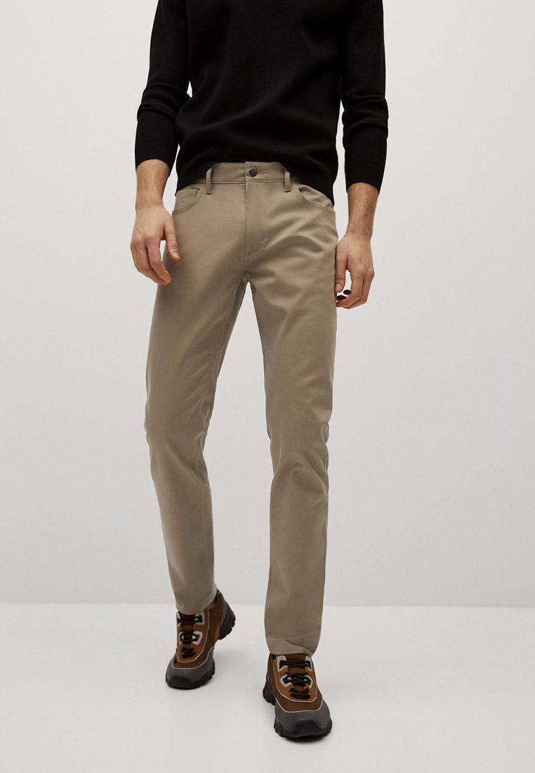 Мужские повседневные брюки Mango Man Брюки Mango Man