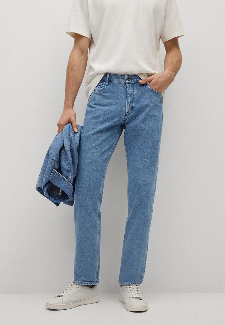 Зауженные джинсы Mango Man 87034769