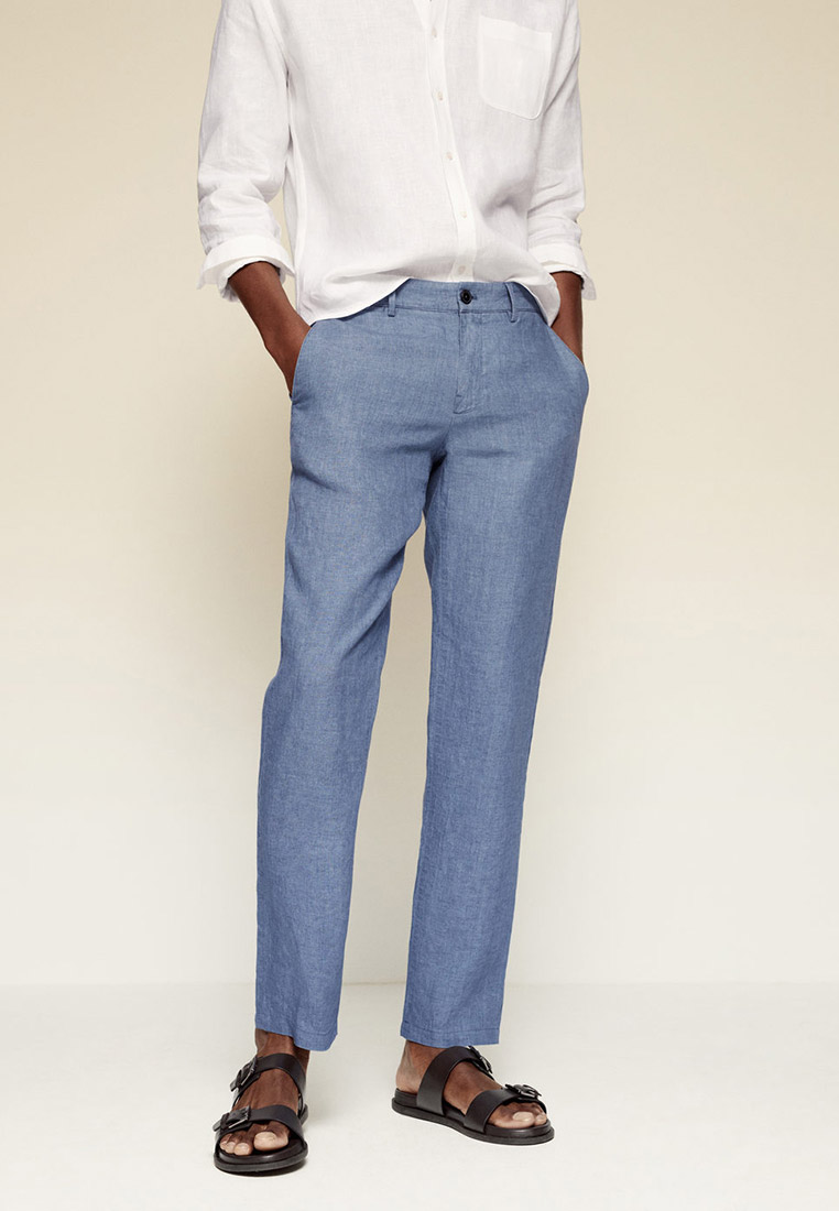 Мужские повседневные брюки Mango Man 87065624