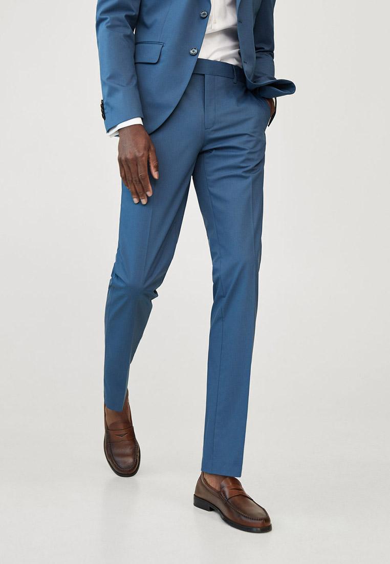 Мужские повседневные брюки Mango Man 87015628