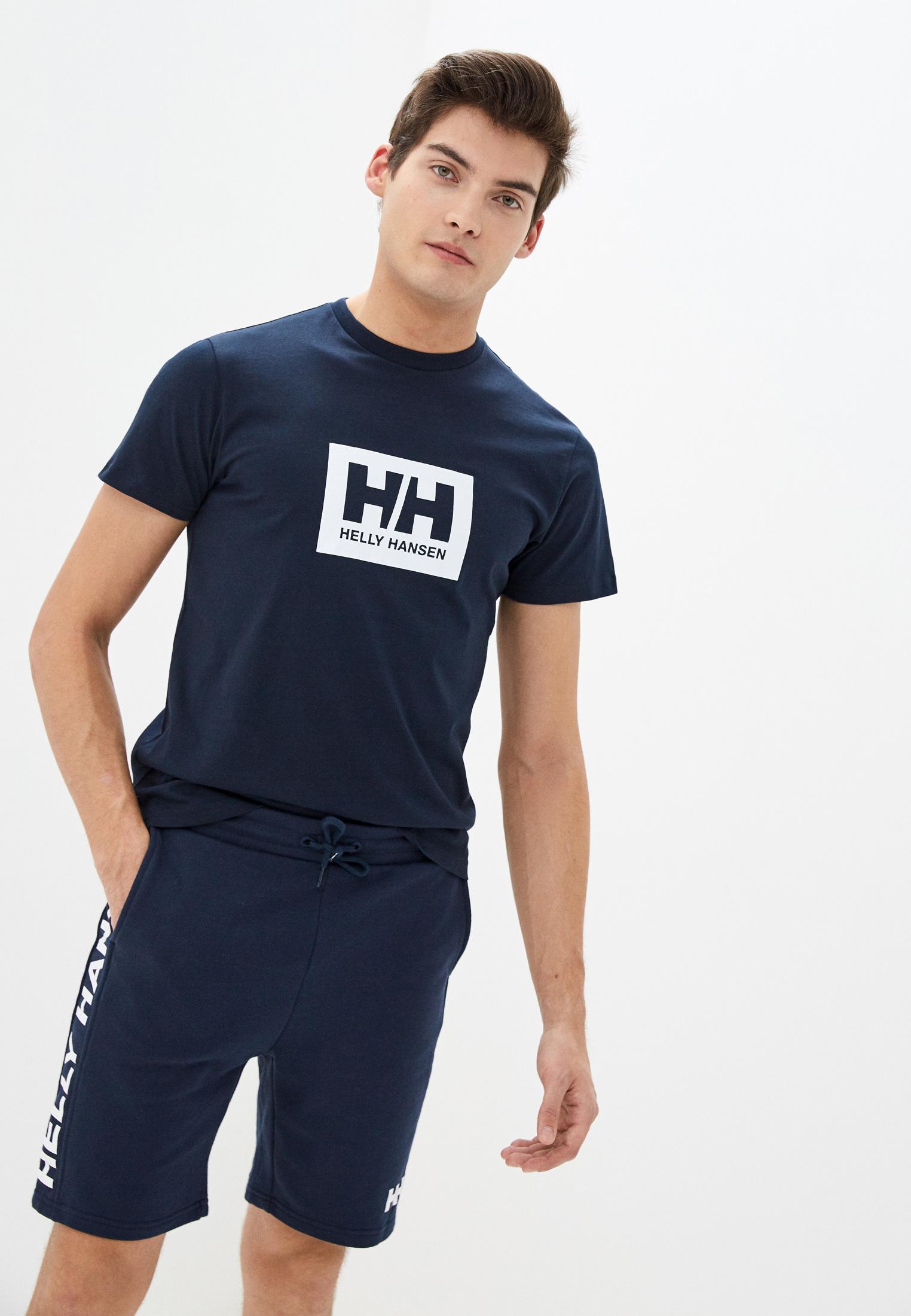 Футболка Helly Hansen (Хэлли Хэнсон) 53285