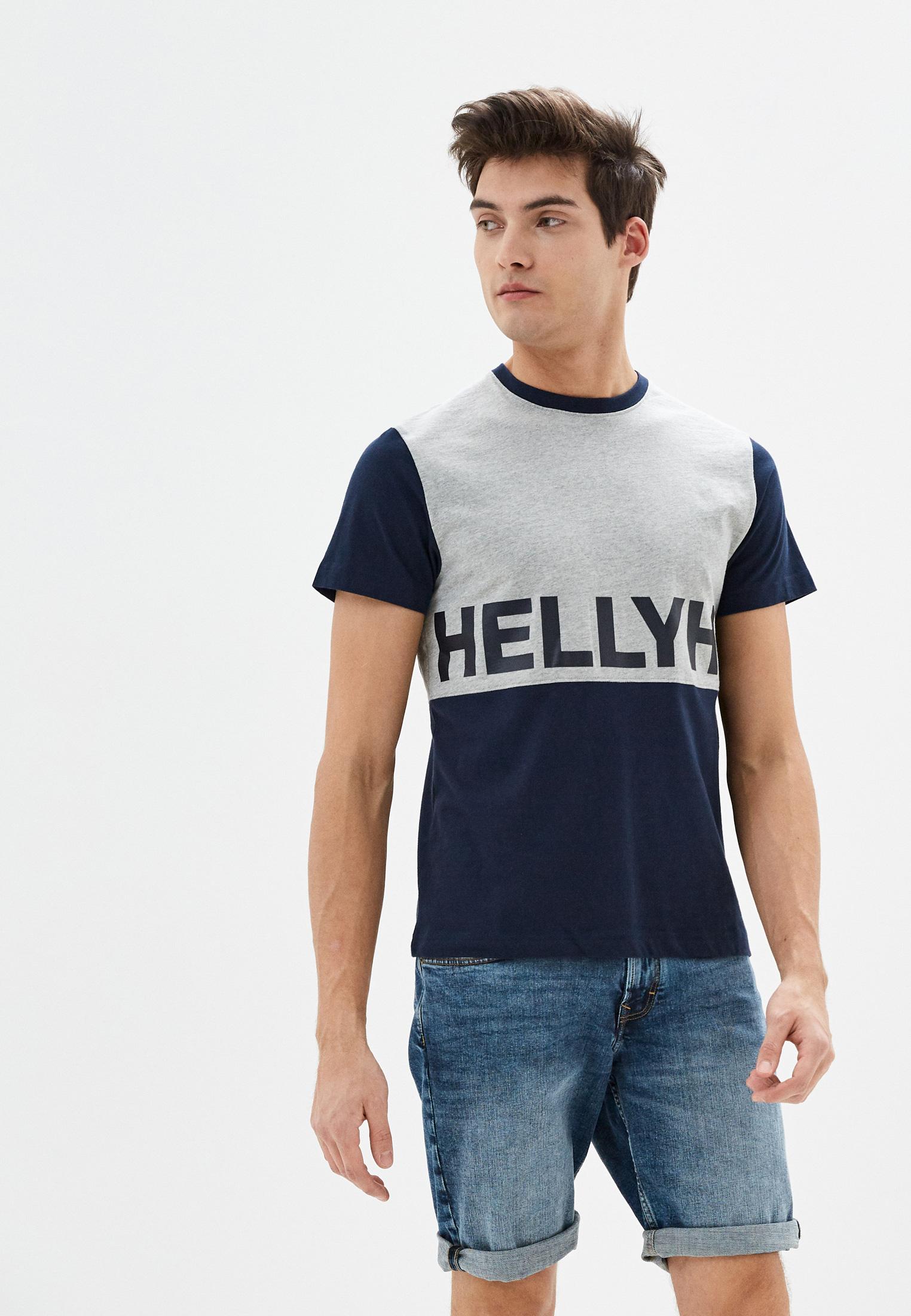 Футболка Helly Hansen (Хэлли Хэнсон) 53428