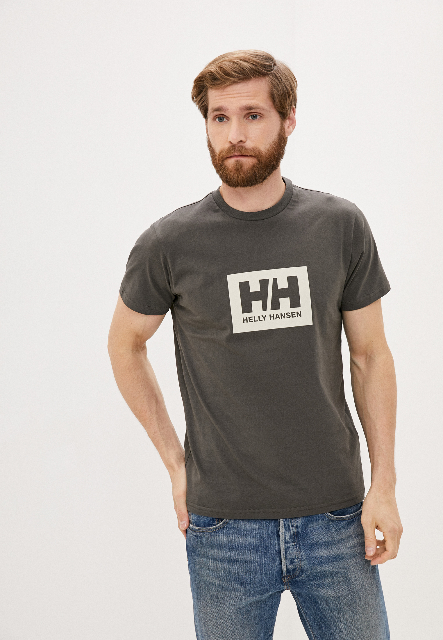 Футболка Helly Hansen (Хелли Хансен) 53285