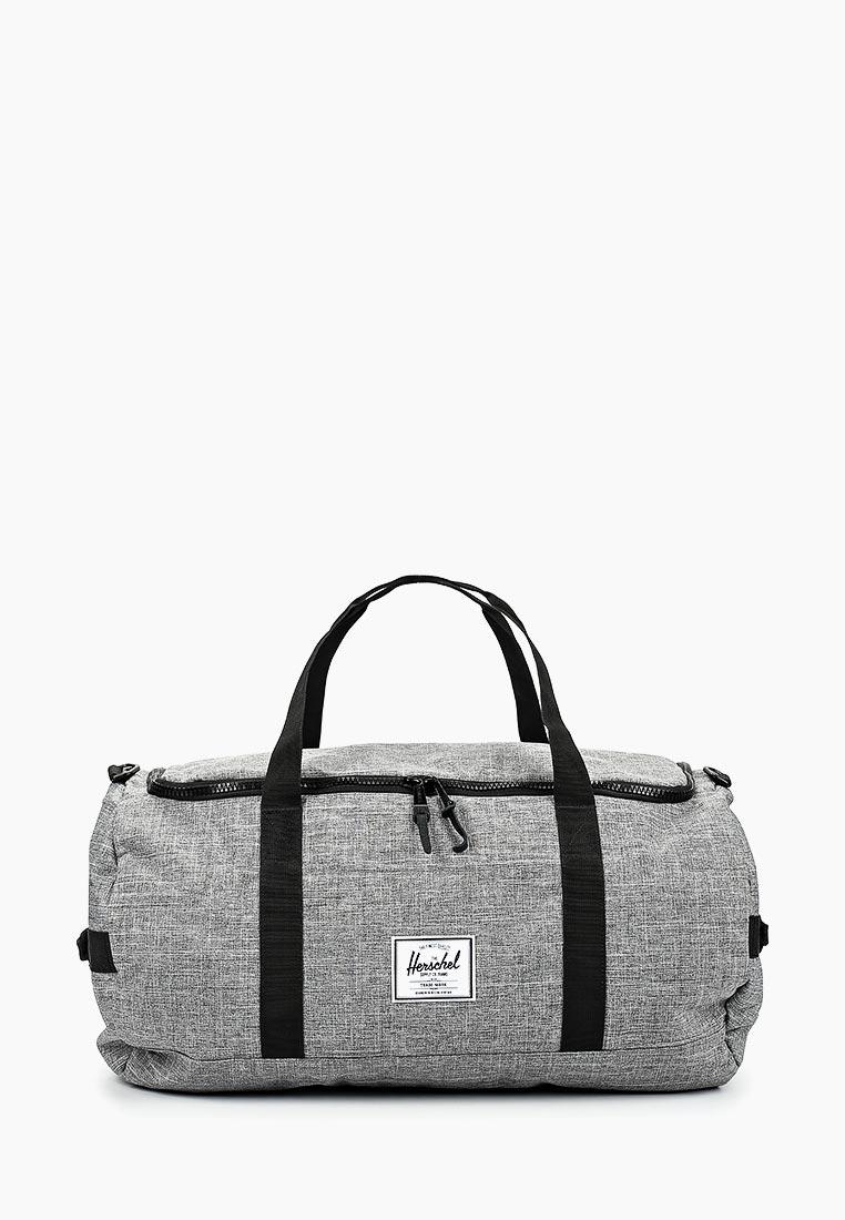 890984282fca Дорожная сумка женская Herschel Supply Co 10348-00919-OS купить за ...