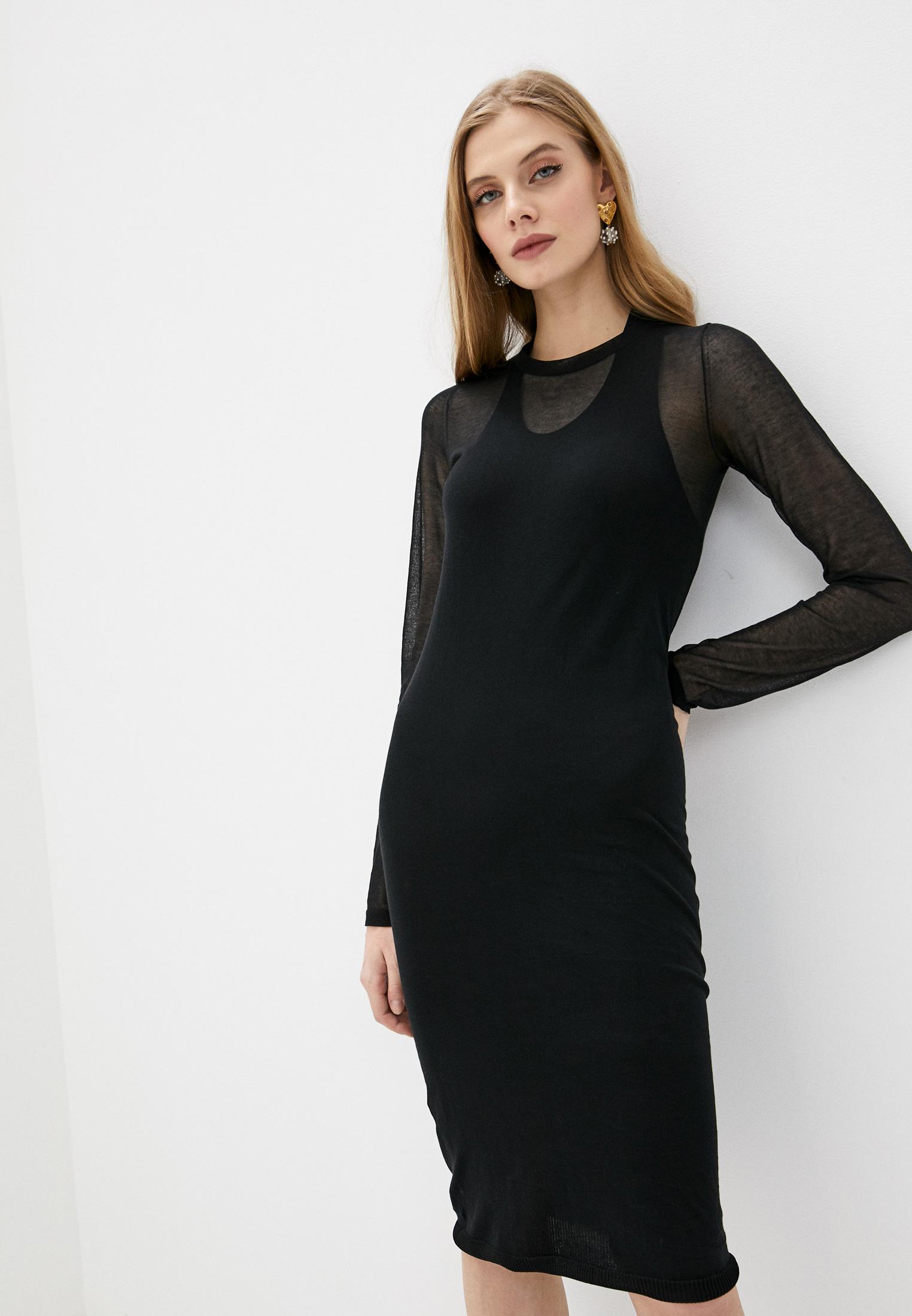 Повседневное платье HELMUT LANG J10HW702