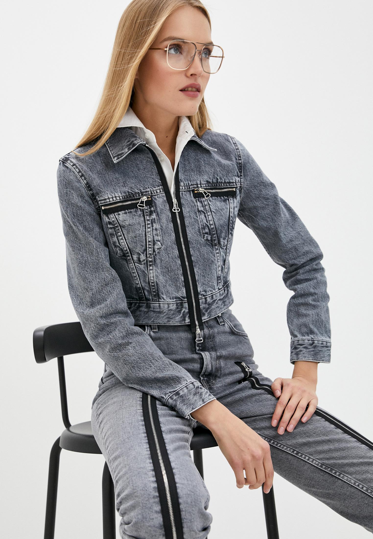 Джинсовая куртка HELMUT LANG K01DW101