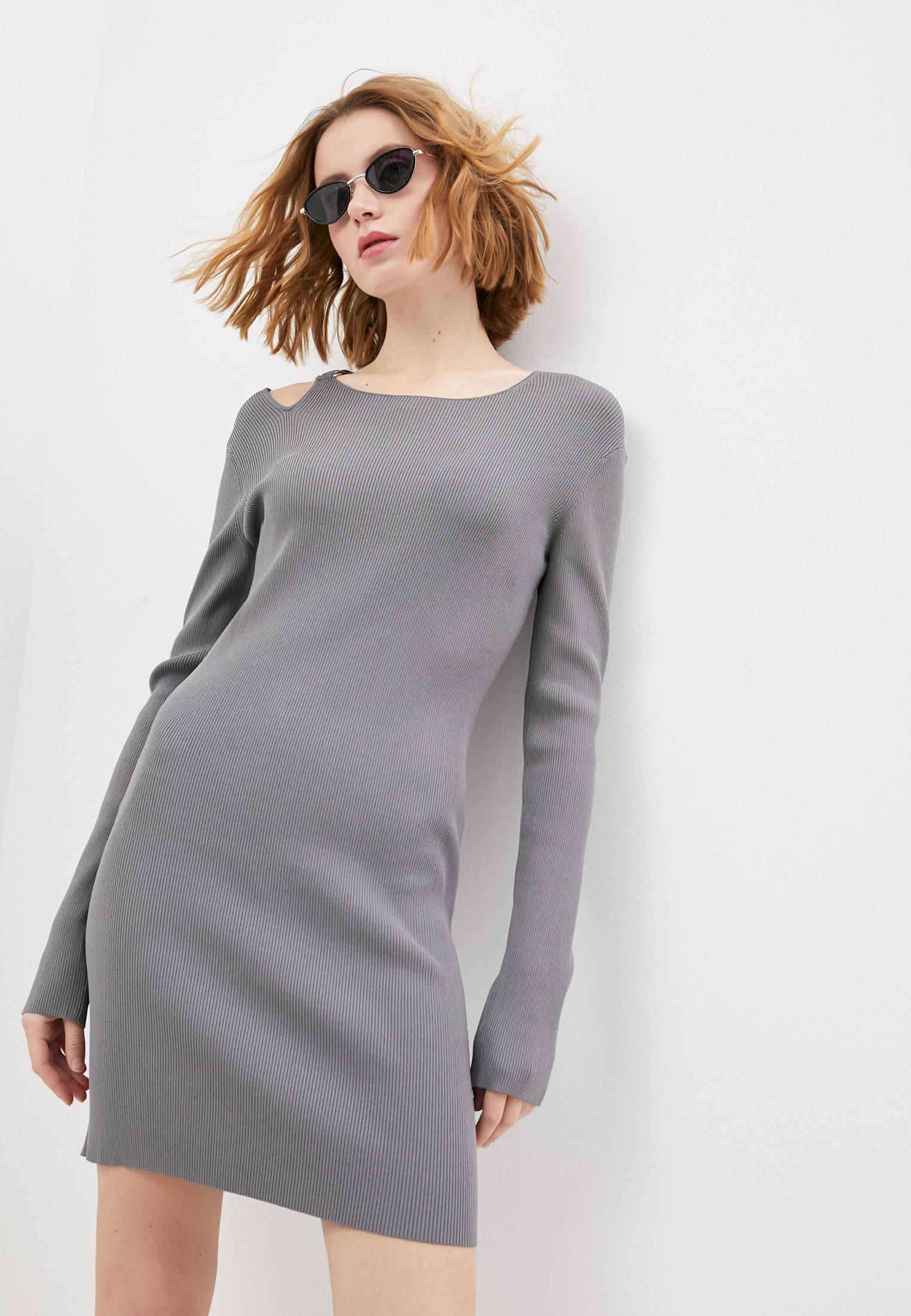Вязаное платье HELMUT LANG K06HW712