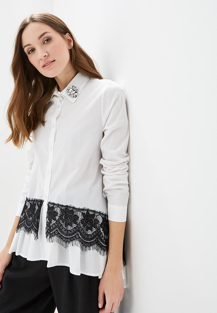 Женские рубашки с длинным рукавом Hellen Barrett 0038H-CM