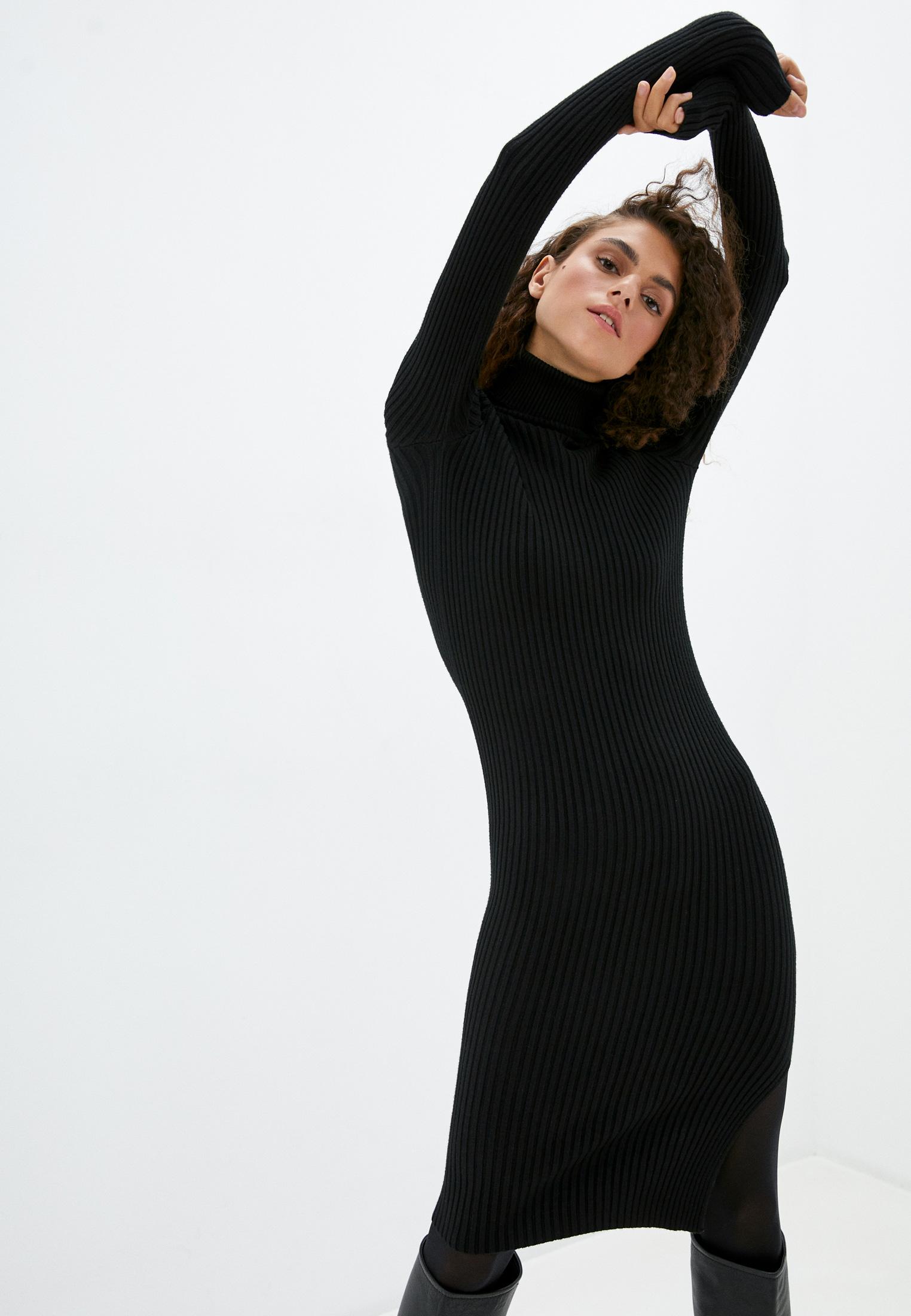 Вязаное платье Hey Look Н200610