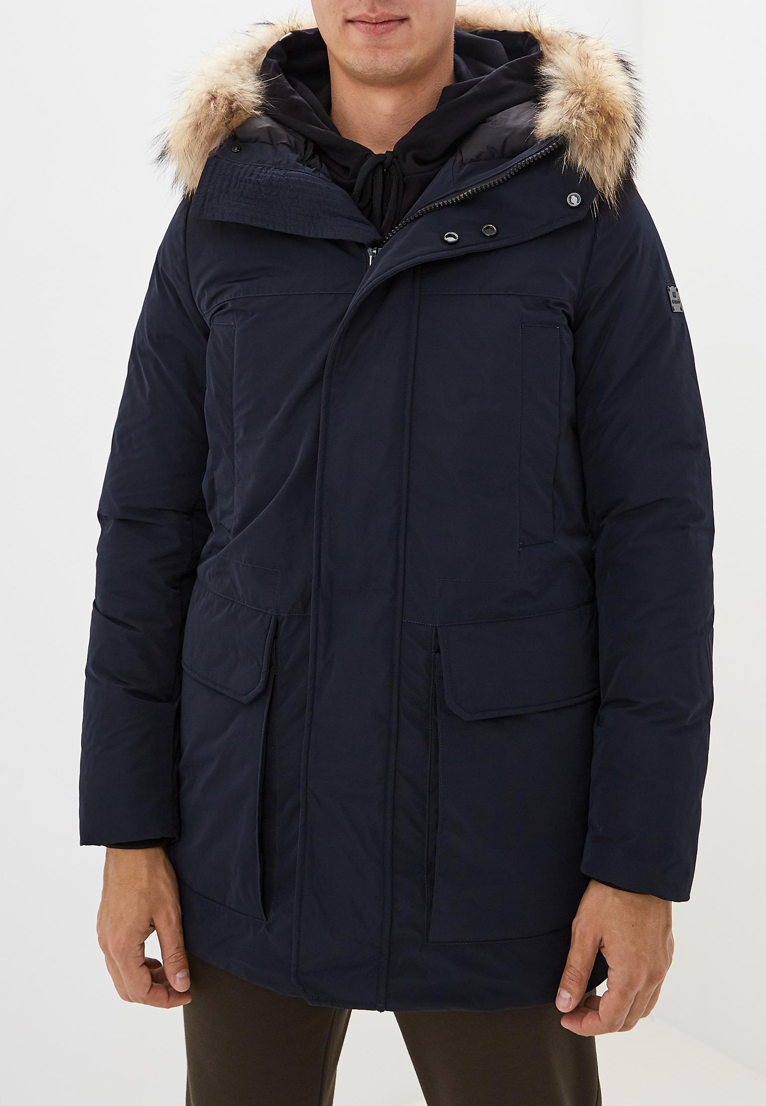 Утепленная куртка Hetrego 8h473m